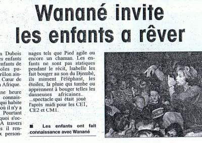 Article wanané