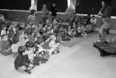 Ateliers Percussions pour enfants et parents !