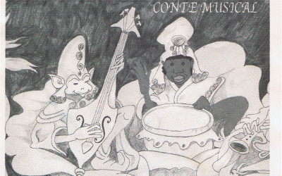 Wanané et le Troubadour