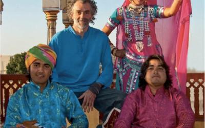 Le rêve du Maharajah en concert